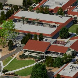 Miracosta College Interactive Campus Map